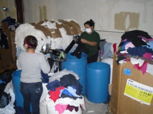 America-Star-Used-Clothing-Female-Workers